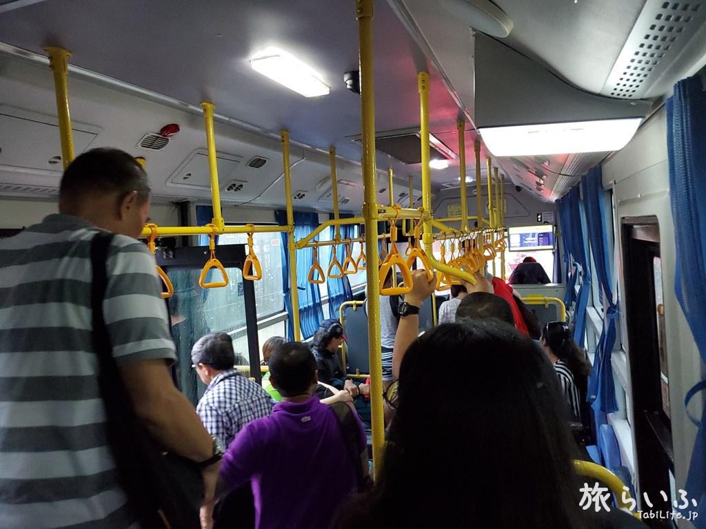 ドンムアン空港 エアポートバス モーチット駅下車