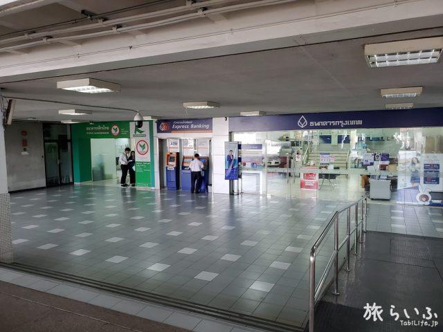 ドンムアン空港外のカシコーン銀行
