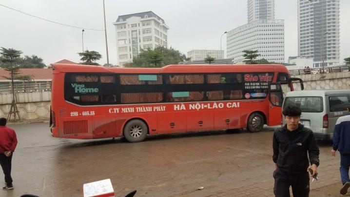 SAO VIET バス