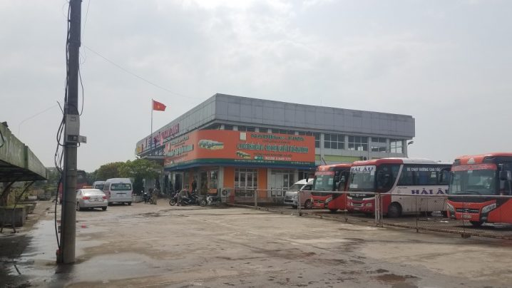 ナムディンバスターミナル