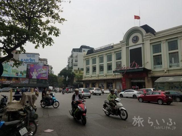 ハノイ Ha Tung通り