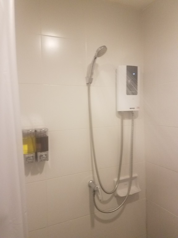 SleepBox シャワー室