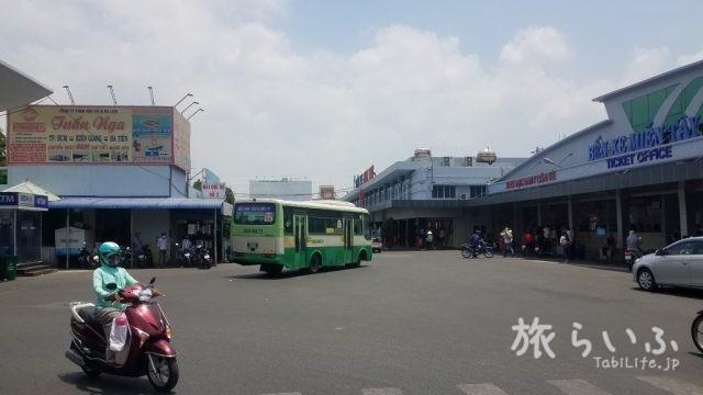 ミエン・タイ・バスターミナル(Bến xe Miền Tây)