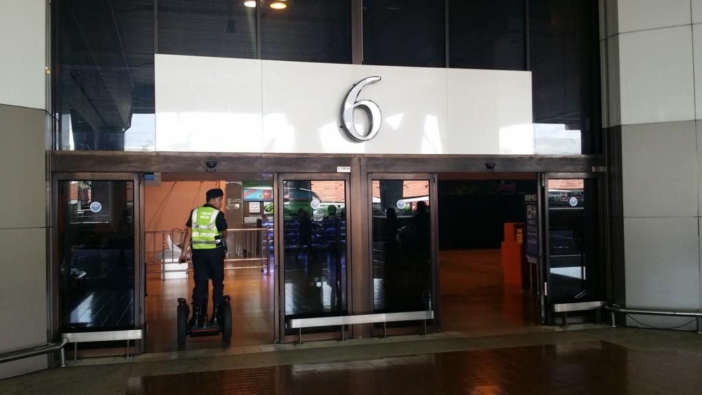 ドンムアン空港 ターミナル1