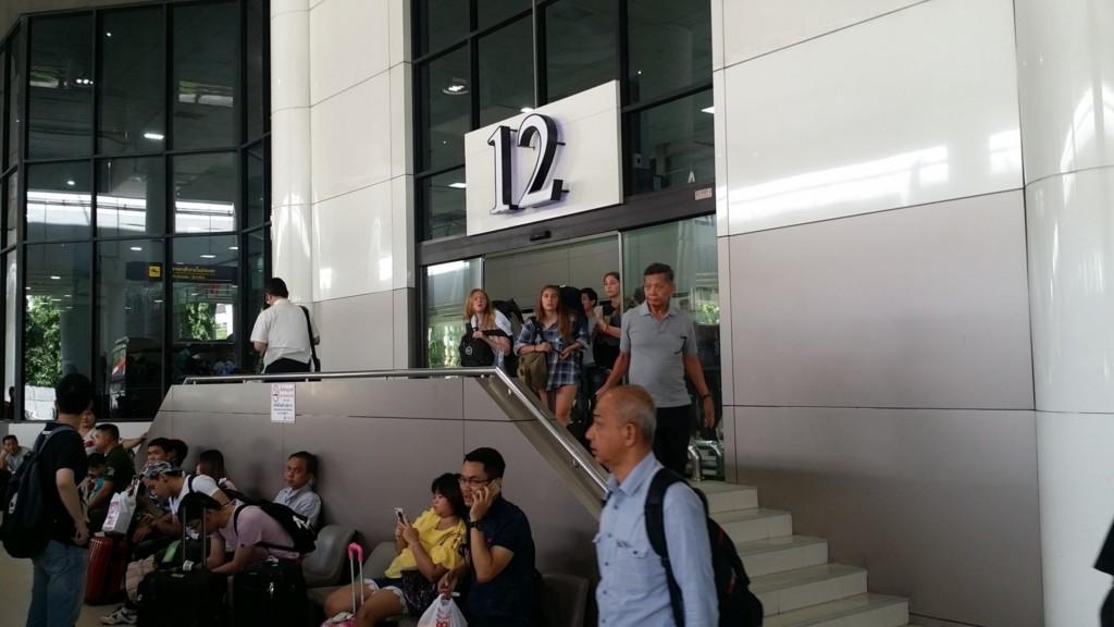 ドンムアン空港 ターミナル2