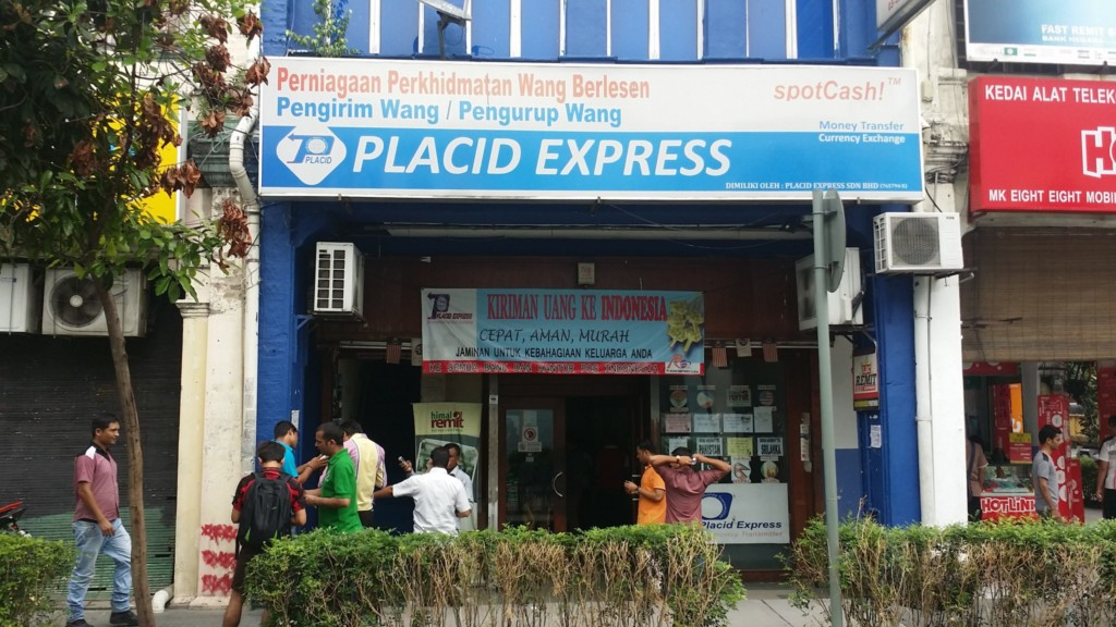 PLACID EXPESS