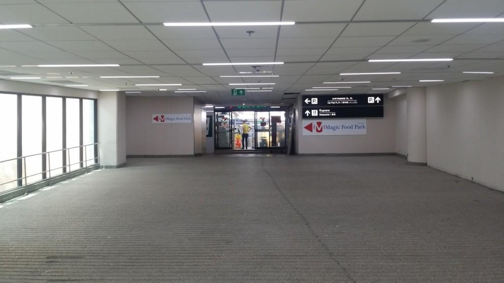 ドンムアン空港 セブンイレブン